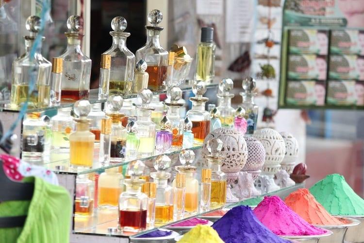 Dozens Of Perfumes