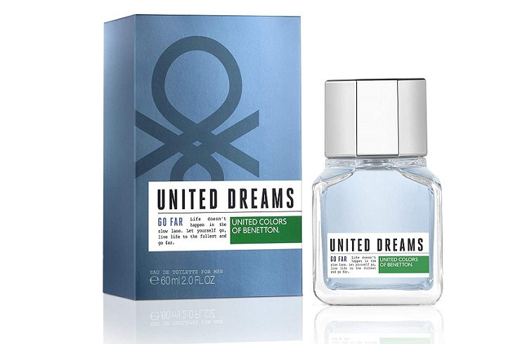 United Dreams Go Far by United Colors Of Benetton Review