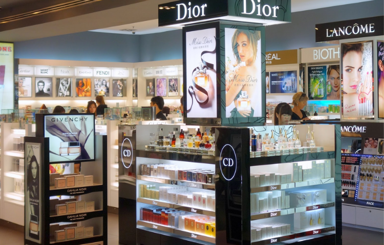 duty free stores