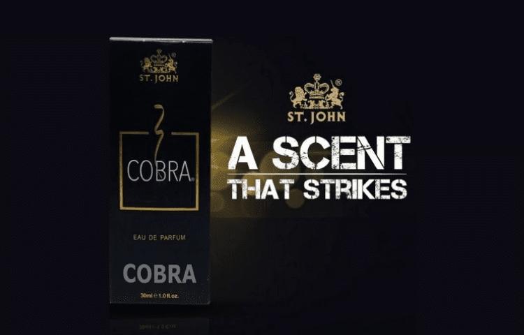 cobra perfumes