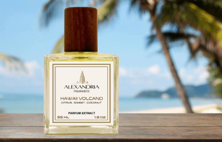 Hawaii Volvano Alexandria