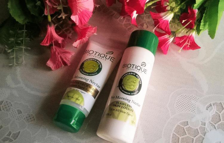 Morning Nectar moisturizer