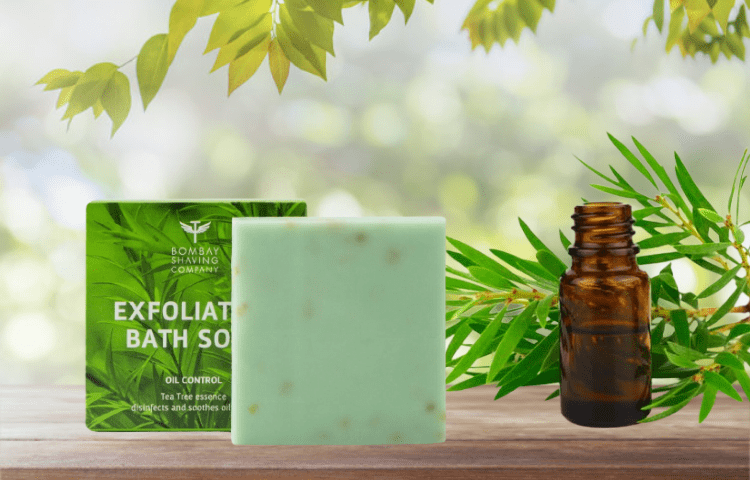 Tea Tree Exfoliant soap