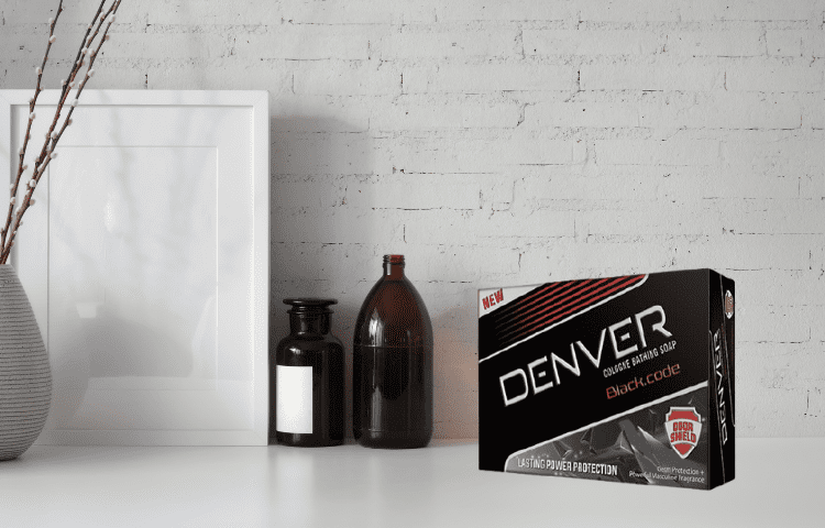 Black Code Soap Denver