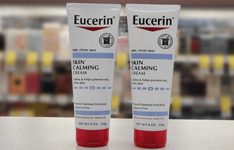 Eucerin Calming Moisturizer