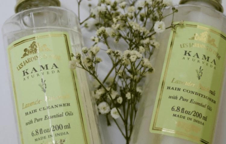 Kama Lavender Patchouli Shampoo