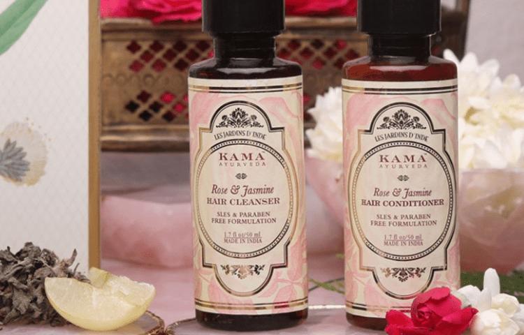 Kama shampoo
