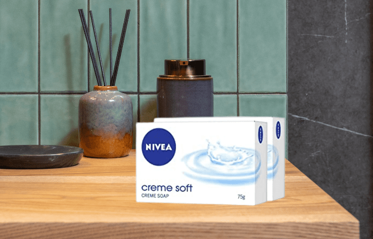 Nivea Creme Soft soap