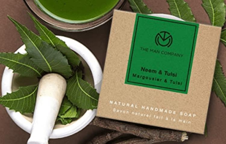 Premium Neem & Tulsi soap