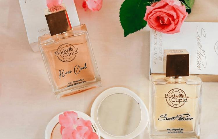 Rose Oud Perfume