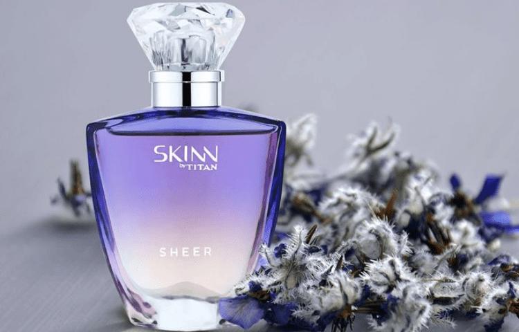 Sheer titan perfume