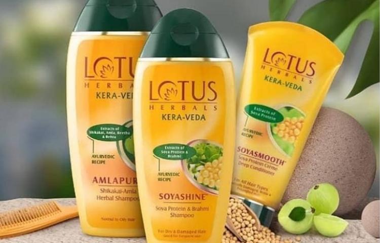 Soyashine shampoo