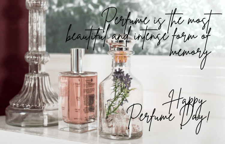 Perfume Day in India: the best quotes, wishes, and more 1